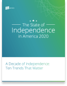 State of Independence Report Image
